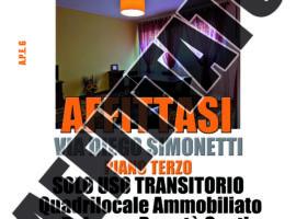 OSTIA LEVANTE VIA D. SIMONETTI - 4 LOCALI - 850 MENSILI - CONTRATTO USO TRANSITORIO - Attenersi precisamente all'annuncio